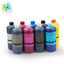 Winnerjet 1000ML For Epson Stylus Pro 3800 3880 Ultra Chrome K3 Pigment Ink-9 color