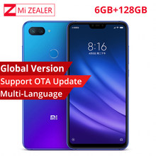 Global Version Xiaomi Mi 8 Lite 6GB 128GB Snapdragon 660 6.26'' Full Screen Mobile Phone 24MP Front Camera Dual Rear Camera(China)