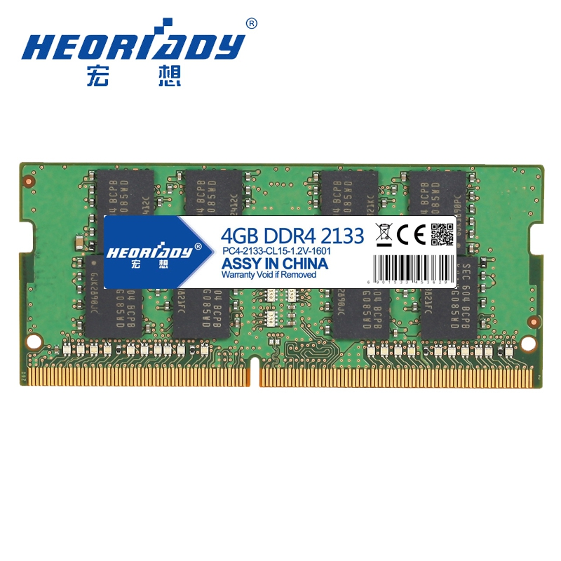 Laptop RAMs Notebook PC Memory DDR4 4GB 8GB 2133/2400 MHz Laptop Memory 260pin 1.2V Brand New RAMs wholesale