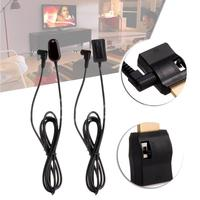 New 30 To 60Khz Dual Band IR Over HDMI Remote Control Extender Receiver Cable A273