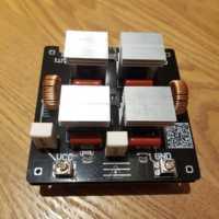 ZVS Induktion Heizung Ohne Tippen ZVS Medium Frequenz Induktion Heizung Heizung Up und Unten Bilayer