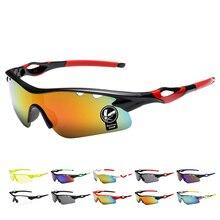цена на UV 400 Men Cycling Glasses Outdoor Sport Mountain Bike Bicycle Eyewear Motorcycle Sunglasses Fishing Glasses Oculos De Ciclismo