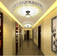 2014 Ceiling Lights LED Ceiling Fixture 12W Recessed Led Lighting Lampmodern Bedroom Lights Free Shipping Aisle