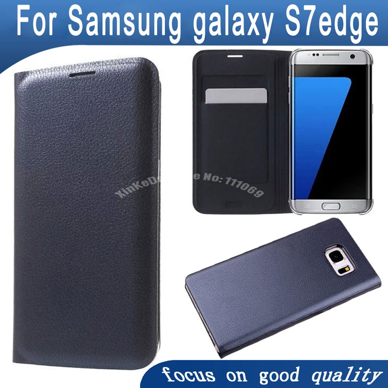 Flip Case for Samsung Galaxy Note 7 S7 Edge Cover Original Luxury PU Leather for Galaxy Note 7 S7 Case with Card Slot Shell