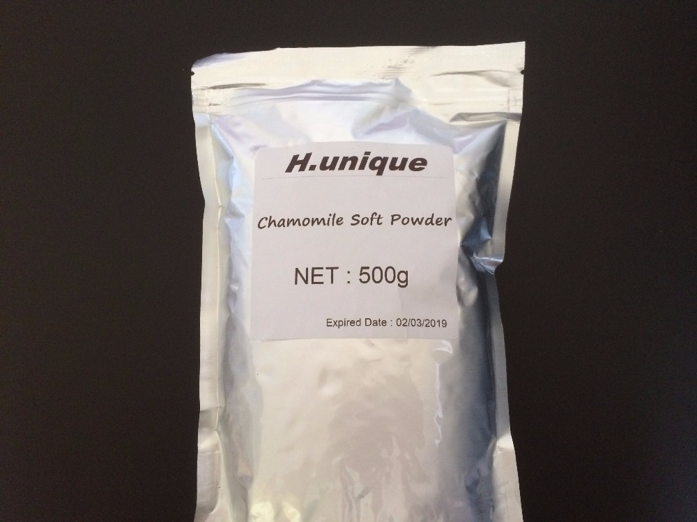 Beauty Salon Products Skin Care Chamomile Soft Powder Peel Off Mask Wholesale 500g 1000g win beauty products australia