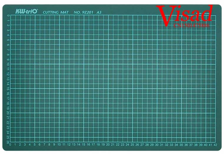 Pvc cutting mat a2 Craft Dark Green Patchwork tools a2 cutting board cutting mats for quilting a2 mint green pvc cutting mat self healing cutting mat patchwork tools craft cutting board cutting mats for quilting