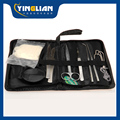 SG POST Free shipping hv3n Surgical sewing bag/surgical suture package kits set Scissors Forceps Needle Holder Tool