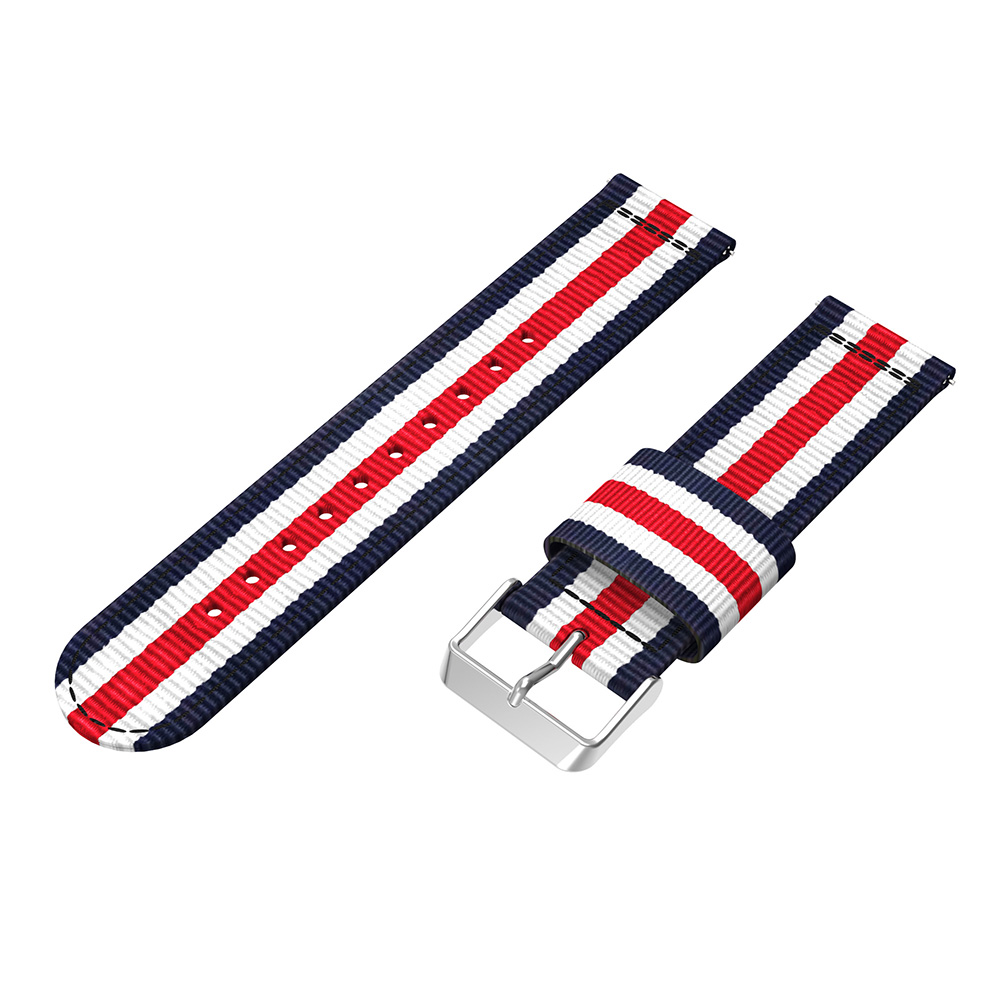 For Fitbit Blaze smart watch frontier Classic nylon bracelet For Fitbit Blaze watch strap with case 2in1 watch wristband strap in Watchbands from Watches