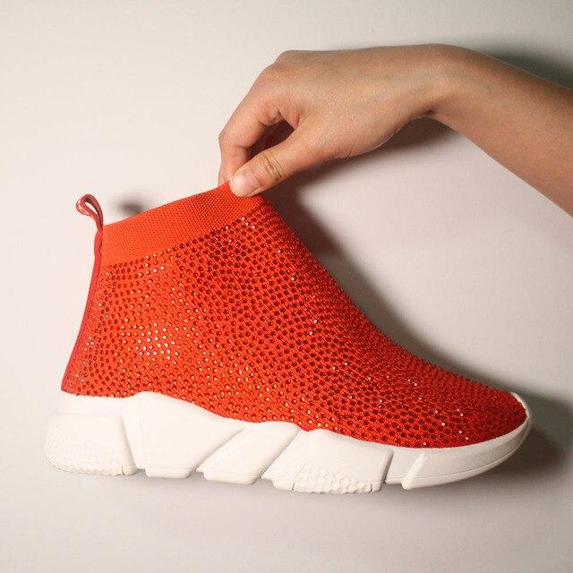 Rhinestone Boots 1