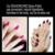Ácido hialurónico súper reparación y regrowgth SEASONCARE El Pequeño Negro de nails100 % extraídos de lavanda natural no tóxico