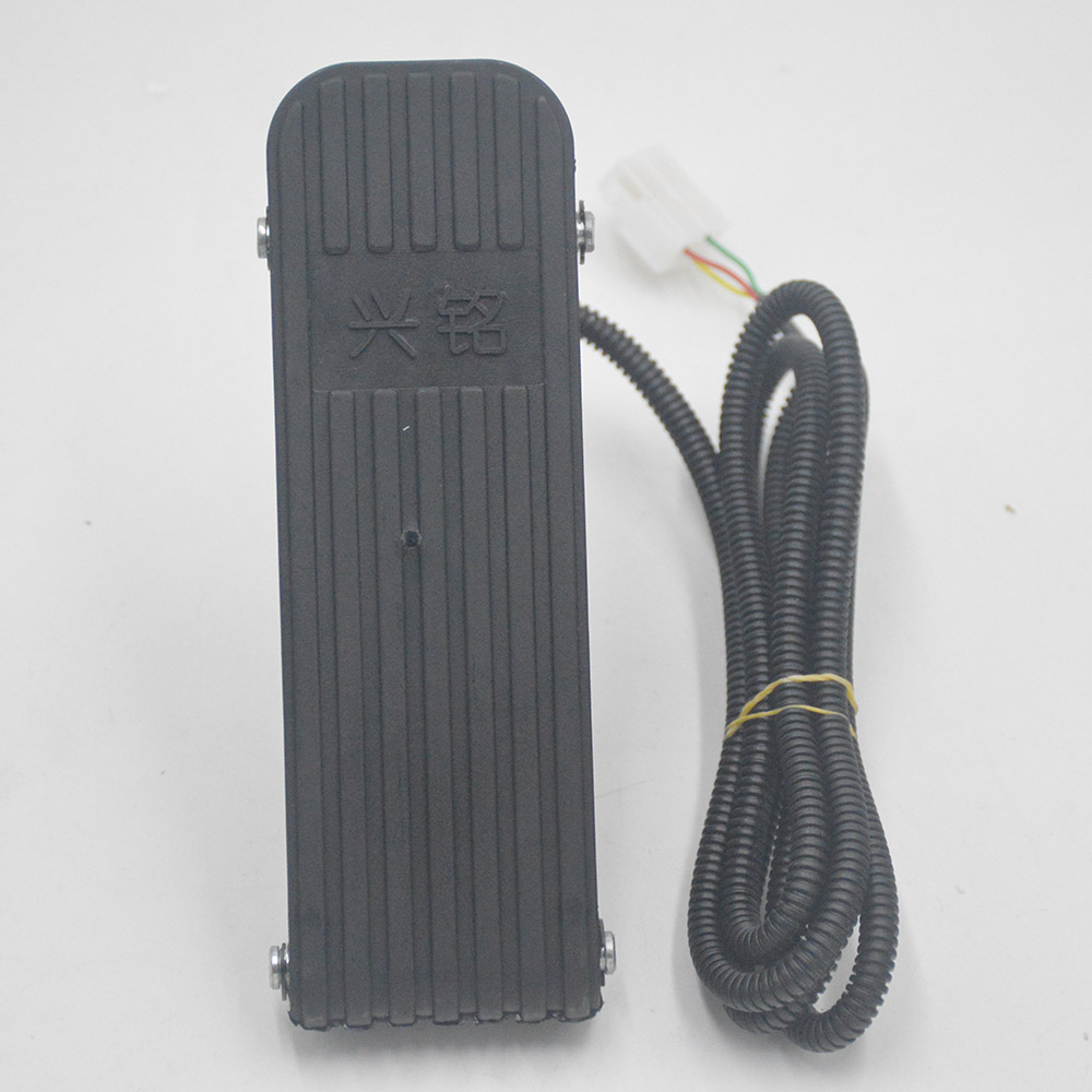 Electric Bike/Scooter Foot Pedal Throttle Ebike Electric Tricycle Accelerator Pedal Speed Control Bicycle Kit