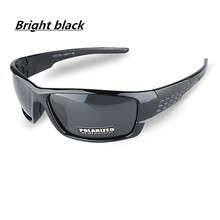 2016 New Top Driving Sun Glasses Camouflage Frame Polarized Sunglasses Men/Women Brand Designer De Sol QXPG3