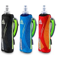 Unisex Nylon Marathon Kettle Pack Outdoor Sports Bag Hiking Cycling   Running   Hand Hold Kettle Bag