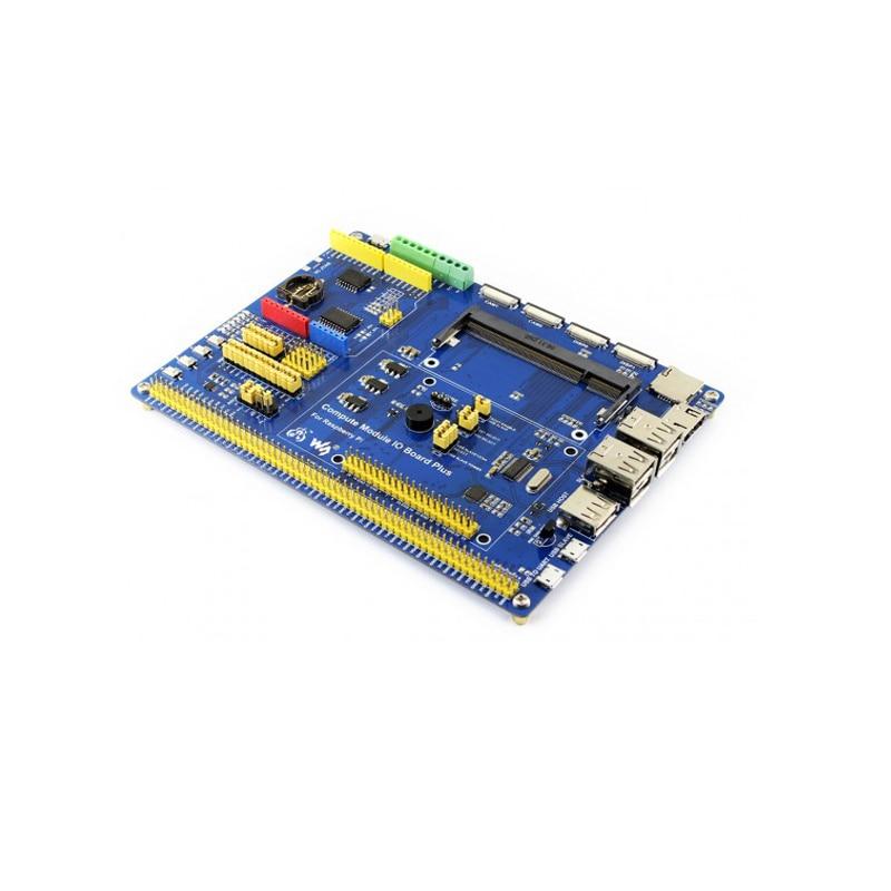 Compute Module IO Board Plus Composite Breakout Board for Developing with Raspberry Pi CM3 CM3L
