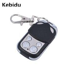 Kebidu 433 MHz 4 canaux porte électrique porte de Garage télécommande sans fil RF télécommande ABCD clé Fob contrôleur plus récent