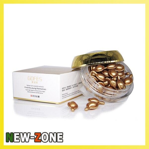 Уход За Кожей Ageless Anti Wrinkle EGF Сыворотка Питательный Крем NANO Gold Petitide Молодежи Капсула (эпидермальный Фактор Роста) 25 капсул