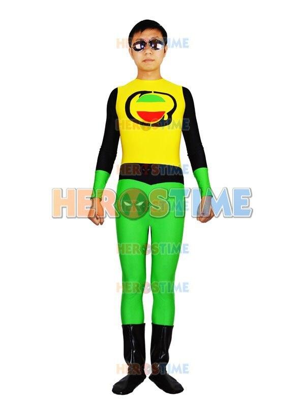 Դեղին և կապույտ կապիտան Բոլիվիա - Կարնավալային հագուստները - Լուսանկար 3