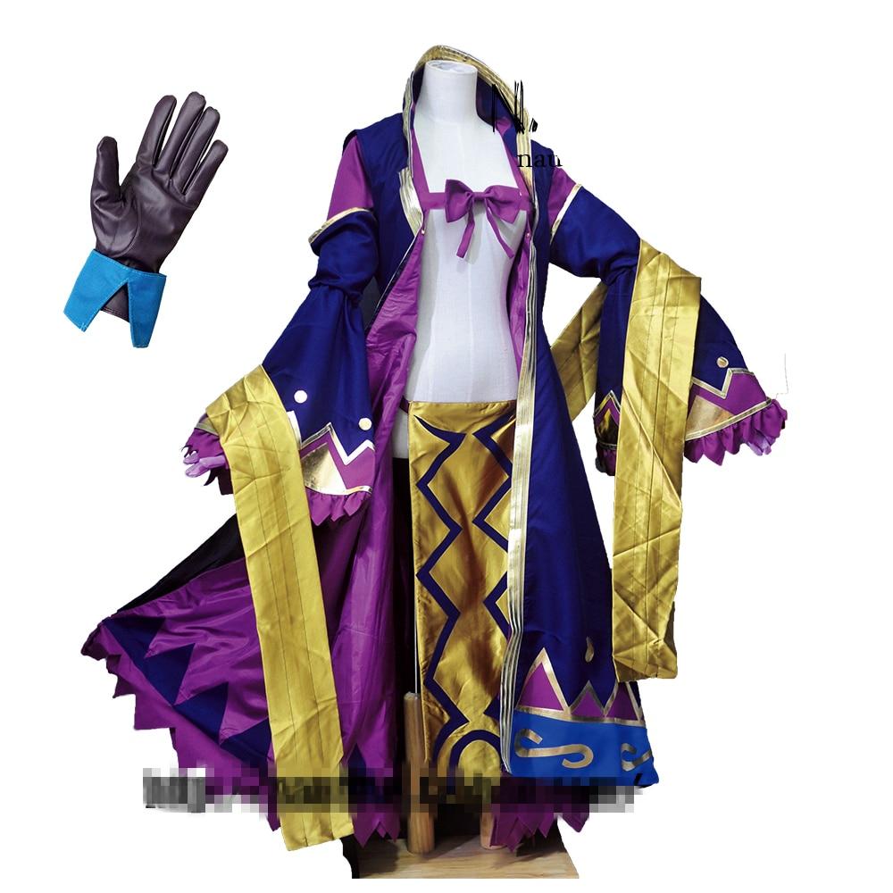 Wu Ze Tian Fate/Grand Order Cosplay Wu Ze Tiancosplay costume costum made 1