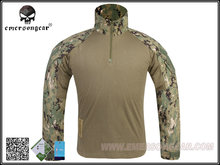 2016 Real Emerson Gear G3 Combat Shirt Waterproof Training Clothing Airsoft Tactical Multicam Arid  Em8596