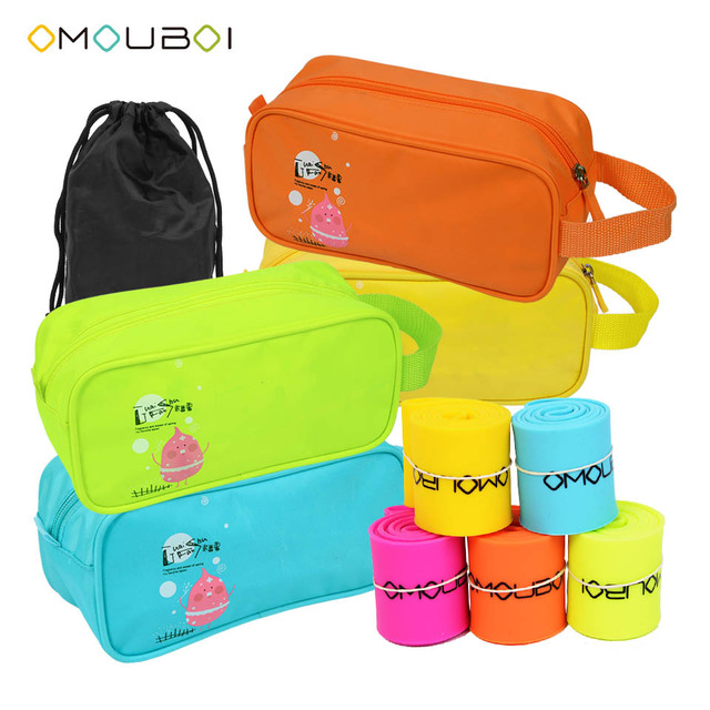448b1cdfcecd OMOUBOI Durable Waterproof Fitness Yoga Crossfit Accessories Carry Zipper  Bag With Workout Rubber Training Expander 5 Colors Set