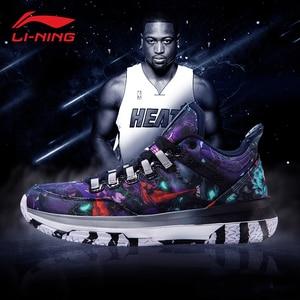 Image 2 - Li ning גברים של ווייד כל יום 2 ווייד על משפט כדורסל ריפוד נושם סניקרס בטנת ספורט נעליים ABPM013 SJAS17