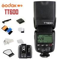 High Quality Godox TT600 2.4G Wireless GN60 Master/Slave Camera Flash Speedlite for Canon Nikon Pentax Olympus Fujifilm DSLR