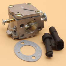 Carburateur Carb Pakking Tule Kit Voor HUSQVARNA 61 266 268 272 XP 272XP Kettingzaag Onderdelen