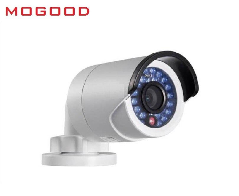 HIKVISION DS-2CD2025FWD-I English Version 2MP POE H.265 Light Turret IP Camera Support EZVIZ P2P Upgrade IR 30M Waterproof цена 2017