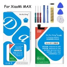 Original Da Da Xiong  Lithium Polymer Battery BM49 For Xiaomi Mi Max 4850mAh Mobile Phone Replacement Battery + Free Tools все цены