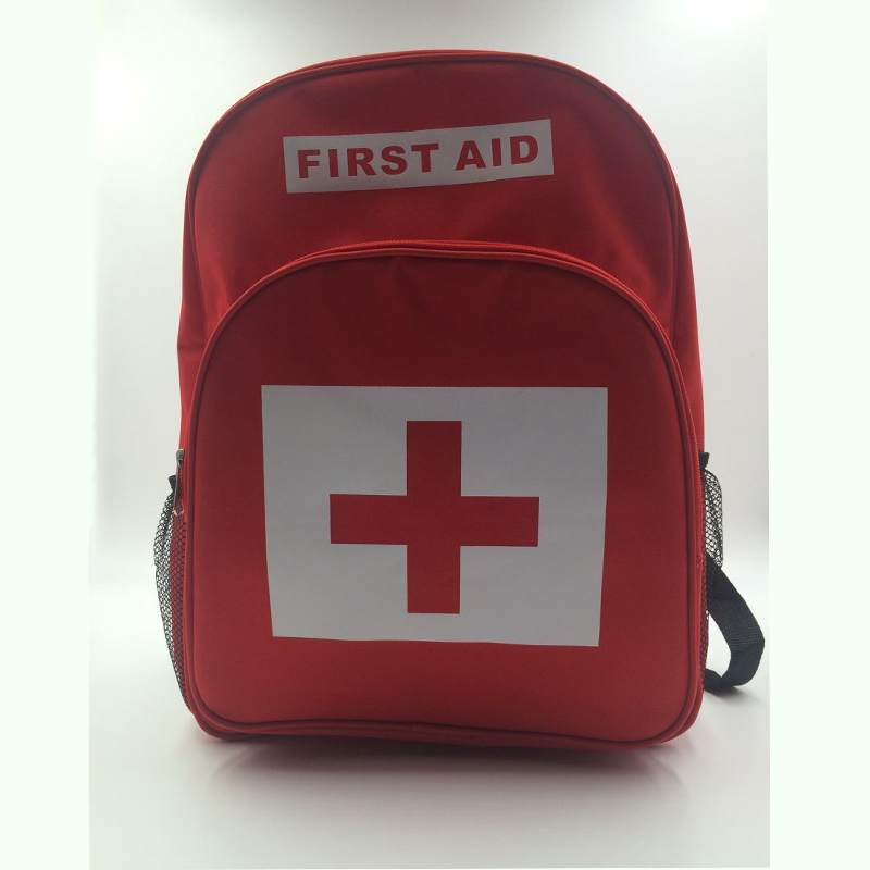 Emergency Backpack First Aid Empty Bags Wilderness Survival Travel First Aid Bag Camping Hiking Medical Emergency Treatment Pack empty bag for travel medical kit outdoor emergency kit home first aid kit treatment pack camping mini survival bag