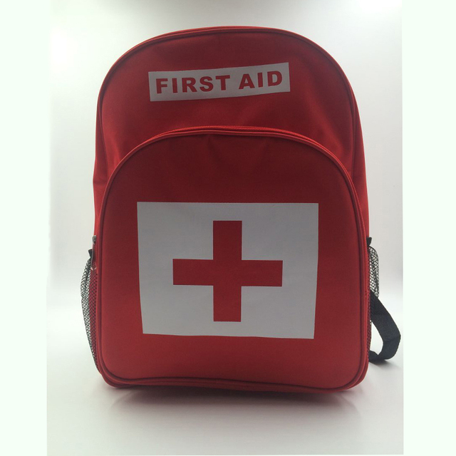 Emergency Backpack First Aid Empty Bags Wilderness Survival Travel First Aid Bag Camping Hiking Medical Emergency Treatment Pack