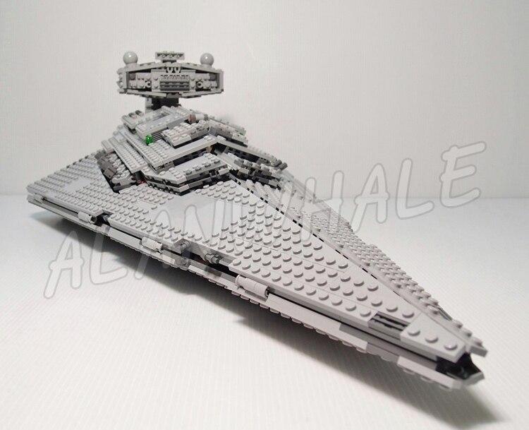 Imperial Destructor Estelar 05062 Espacio Universo De Bloques Wars 1359 Piezas Galaxy FJ3TKl1uc
