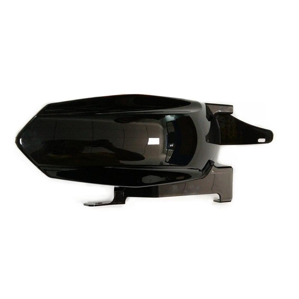 Motocross moto accessoires Ailes Arrière Garde-Boue Tableau de Bord Flipper Fenderboard pour YAMAHA NVX155 125 AEROX155 L155 GDR155