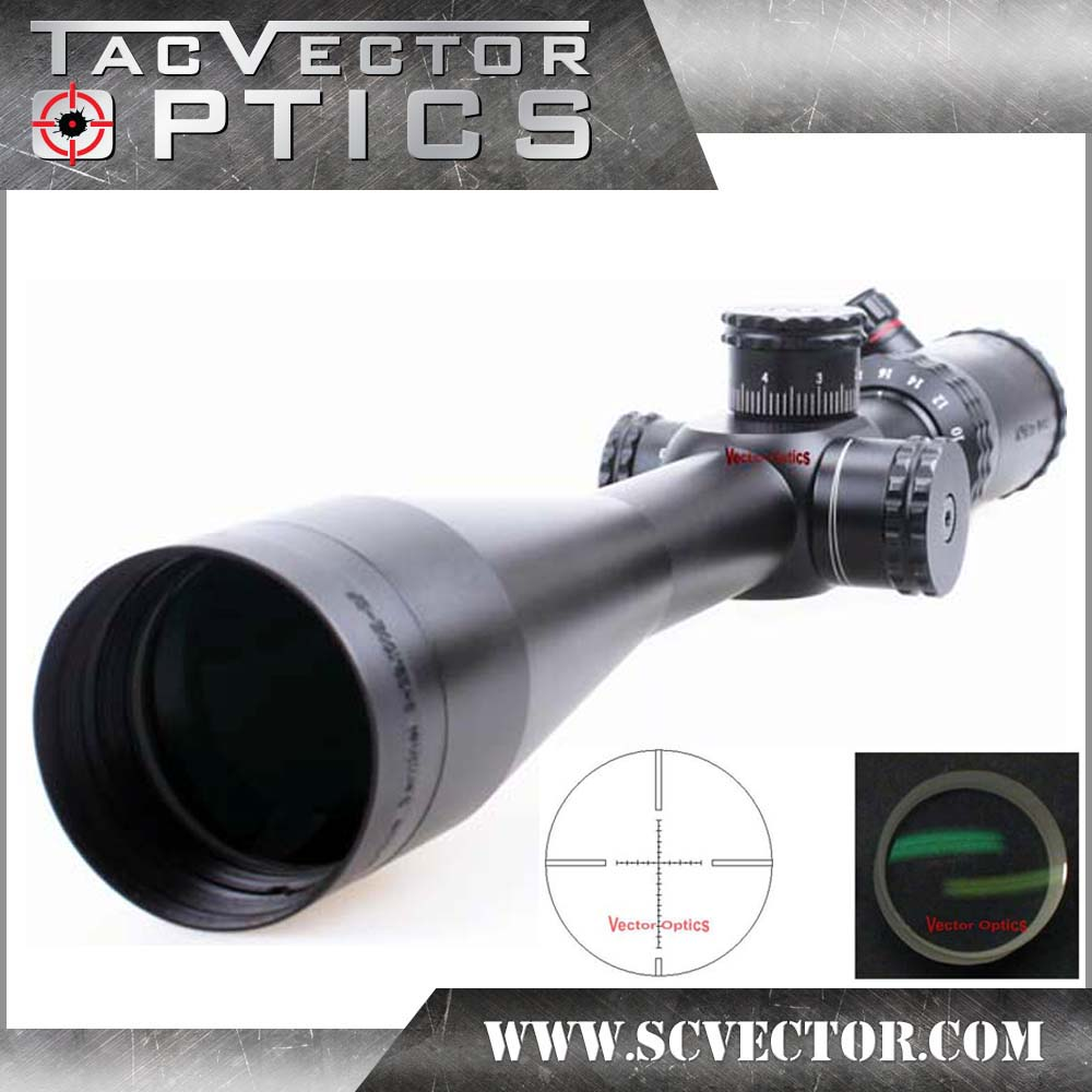 Vector Optics Sentinel 8-32x50 Tactical Rifle Scope Telescopic Sight with Mark Ring Honeycomb Sunshade for Hunting vector optics sentinel 4 16x50 e sf hunting rifle scope mp reticle long eye relief gun sight with mount ring honeycomb sunshade
