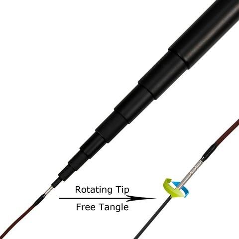 vara de pesca poder 7g 8g 10 g 30g ultraleve viagem