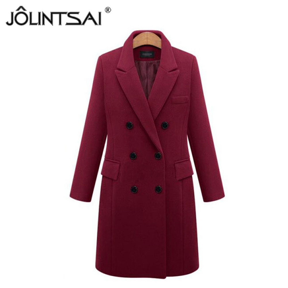 Online Get Cheap Womens Wool Coats Sale -Aliexpress.com | Alibaba