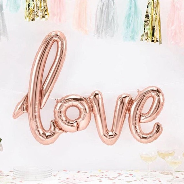 Love Balloon Letter Foil Balloon Balloons 2c439ba9affa1606d5701c: 36x54cm|64x108cm