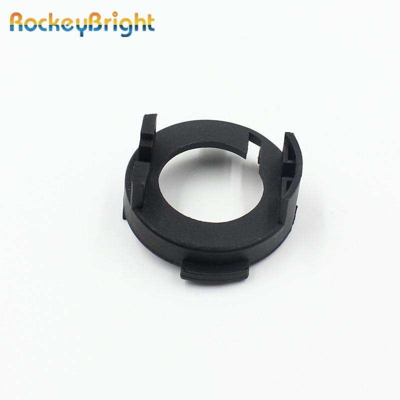 FEELDO 2X Car LED H7 Headlight Adapter Holder Base for Hyundai Elantra//Mistra KIA Sonata 9 H7 Base Socket