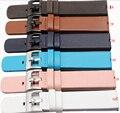 Substituição colorido pulseiras pulseiras de couro pulseira 22 mm 100% para Motorola Moto 360 relógio inteligente +