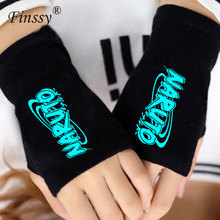 Naruto  Fingerless Cosplay Gloves