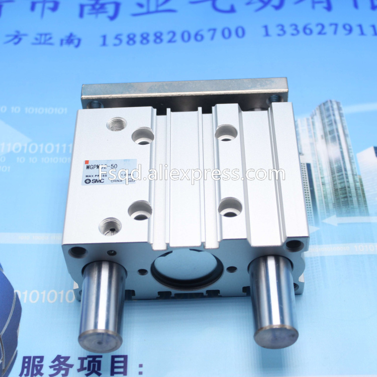 MGPM32-30 MGPM32-40 MGPM32-50 SMC compact guide cylinder Thin Three-axis cylinder with rod cylinder MGPM series mgpm32 150z mgpm32 175z mgpm32 200z smc compact guide cylinder thin three axis cylinder with rod cylinder mgpm series