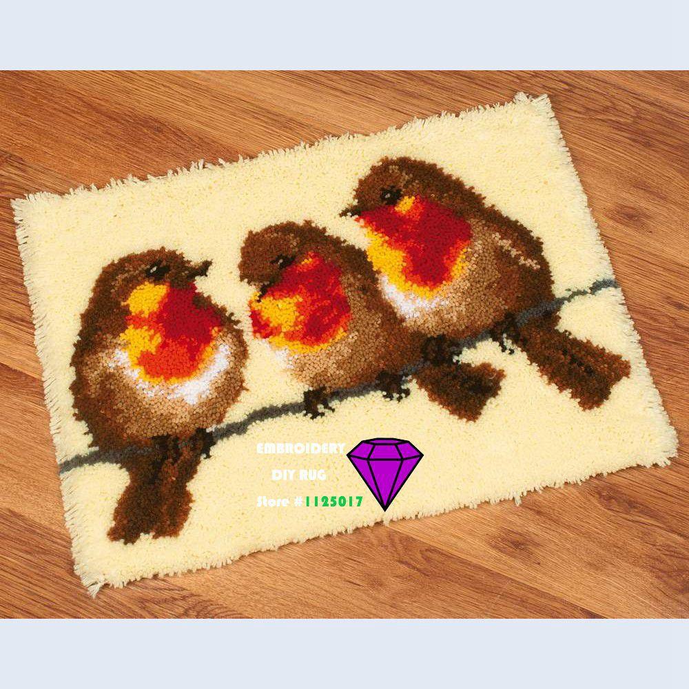 cross stitch carpet DIY Needlework Sets Unfinished Crocheting Yarn ... for Diy Carpet Yarn  173lyp