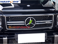 For Mercedes Benz W463 W461 G55 G65 G500 1990 2014 front grille mesh grill vent