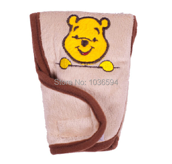 58ebab2ef5a7 Auto Accessories Winnie the Pooh Cartoon Car Upholstery Steering wheel  pillow car covers Universal 10 sets Automotive interior-in Automobiles Seat  Covers ...