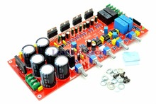 YJ TDA7294 2.1 Amplifier Board and UPC1237Speaker Protection 2*80W+160W Subwoofer