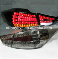 LED Tail Lamp Light Assy Hyundai Elantra Avante MD 11 Replacement 201 13 Year Black