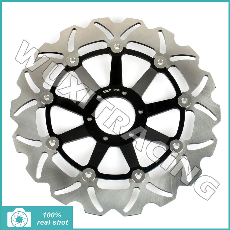New Front Brake Disc Rotor for HONDA RS R 125 91 92 93 94 95 96 97 98 99 00 01 02 03 04 05 TSR 250 99-up CBR 400 CBR400 85 86 87 men casual wallet pocket coin id cards money holder clutch bifold slim purse