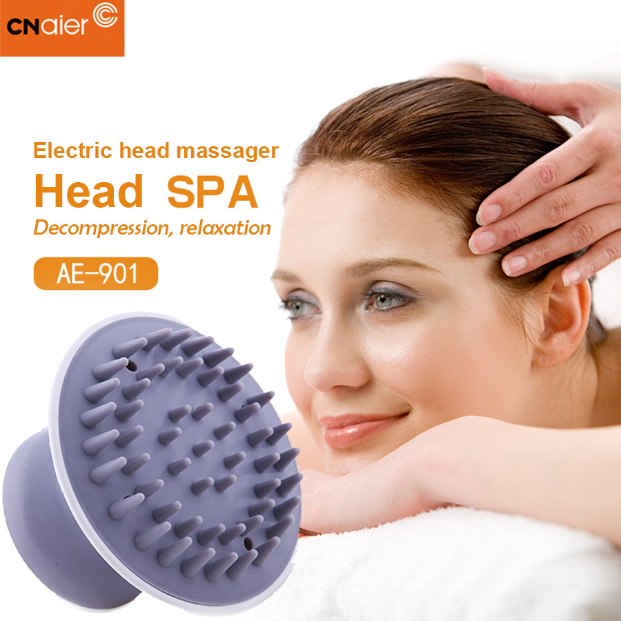 Electric scalp massage comb relieve headache pressure insomnia massage claw Prevent hair loss brush head SPA vibrator body relax laser comb treatment fast activate hair follicles hair regrowth micro current scalp massage instrument for thinning hair