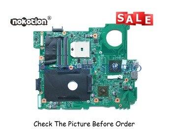 PCNANNY FJ2GT 0FJ2GT 48.4IE04.011 for Dell Inspiron M5110  Laptop Motherboard socket FS1 HD 7400 DDR3 tested