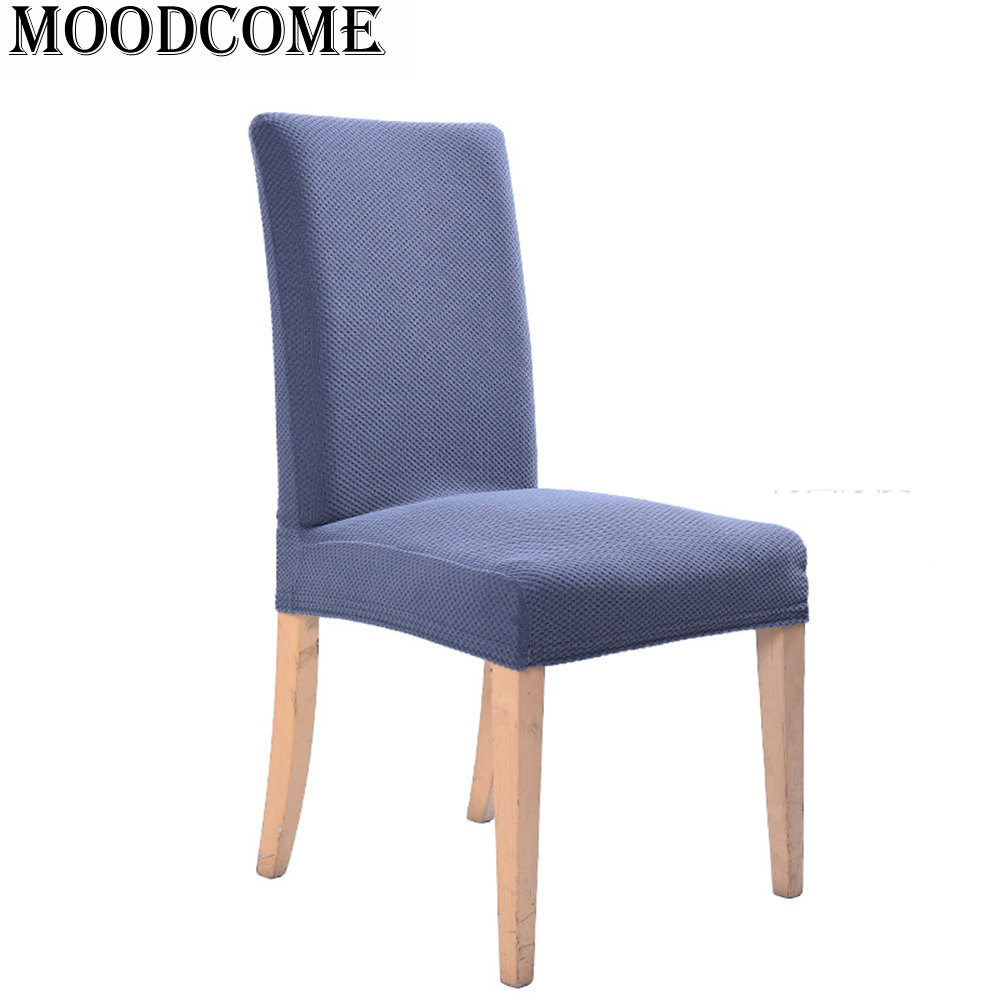 knitting chair cover stoelhoes eetkamer housse chaise mariage dining ...